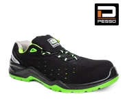 Safety low shoes Pesso Bolero S1P