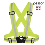 High visibility Trousers braces Pesso HVB pessosafety.eu