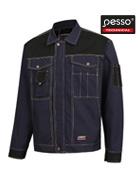 Рабочий пиджак Pesso из очень прочной ткани «Canvas»