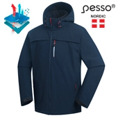 SoftShell  Jacket Pesso ATLANTA, navy