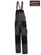 Workwear Bibpants Pesso Canvas DPCZ