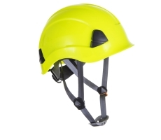 Hard hat Vented Portwest PV50 Peak View, green