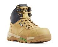 FXD's mid height safety boot  darborubailt