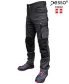 Workwear Trousers Pesso Stretch KDSTRETCHP  pessosafety.eu darborubai.lt