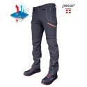 Waterproof Winter Jacket Pesso Montreal HI-VIS